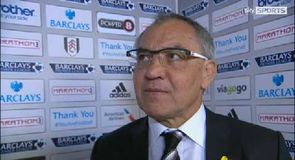 Magath proud of players