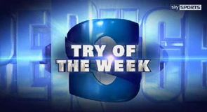 Try of the Week - 15th March
