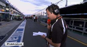 Ted's Notebook - Australian GP