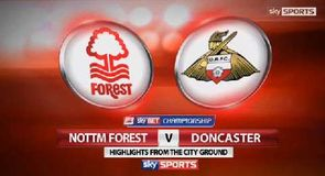 Nottingham Forest 0-0 Doncaster Rovers