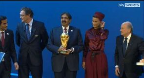 Qatar in World Cup fight