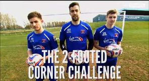 Two Footed Corner Challenge - Carlisle