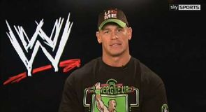 John Cena previews Wrestlemania XXX