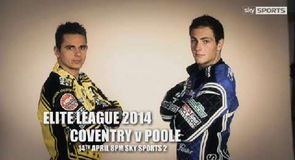 Elite League Speedway is back!