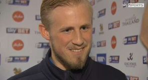 Schmeichel - It was my goal