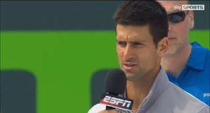 Djokovic wins Miami Masters