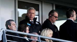 Pardew - It wasn't a headbutt
