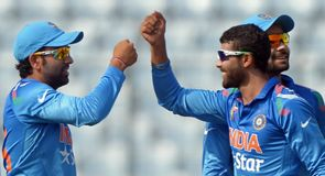 India ease past Afghanistan