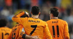 Ronaldo goal seals Madrid win