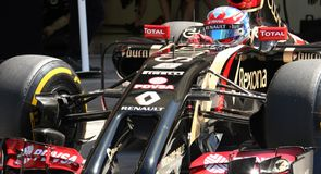 Grosjean: It's far from ideal