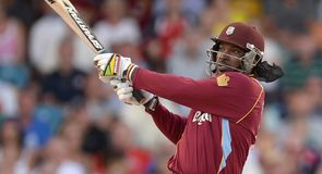 West Indies show their power