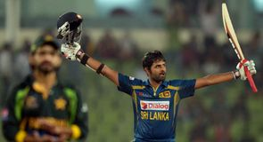 Sri Lanka see off Pakistan