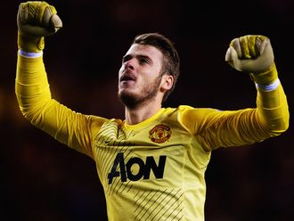 De Gea: Has the belief