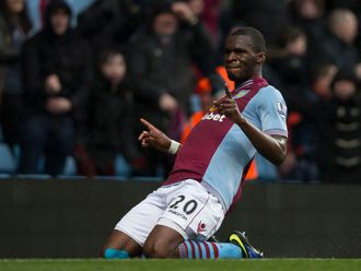 Benteke: At the double