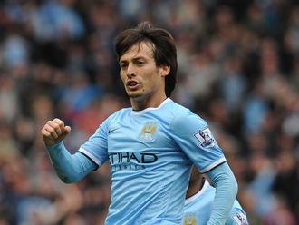 Silva: Struggling with an ankle injury