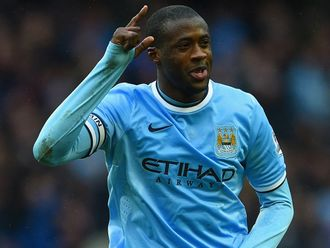 Toure: Almost became a Gunner