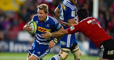 JdV reaches milestone for Stormers