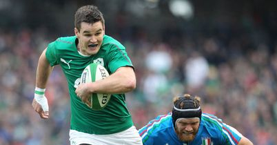 Ireland brush Italy aside