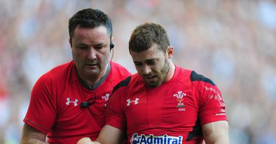 Halfpenny's season over - Gatland