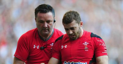 Halfpenny still dedicated to Toulon