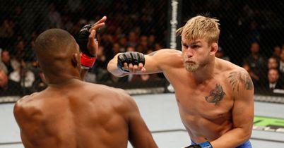 ALEX GUSTAFSSON UFC