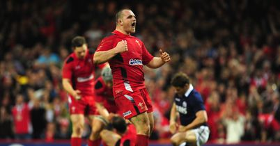 'Cannonball Ken' to captain Scarlets