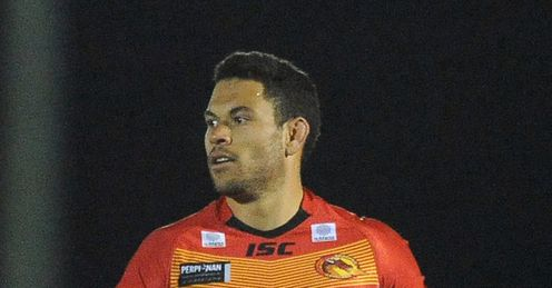 Daryl Millard Catalan Dragons
