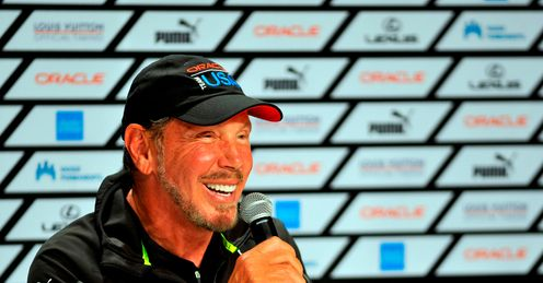 Software magnate Larry Ellison has helped Indian Wells develop into a fantastic tournament