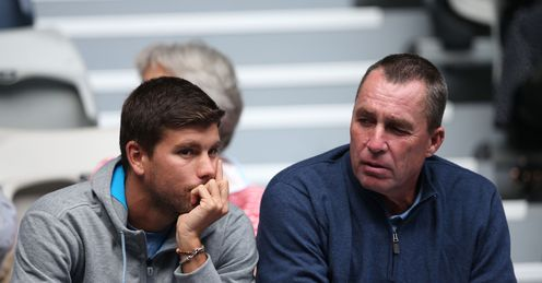 Vallverdu (L) can keep Murray ticking over after departure of Lendl