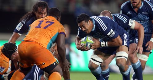 Jerome Kaino Blues v Cheetahs