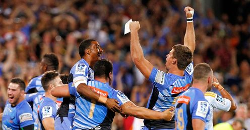 Western Force v Chiefs