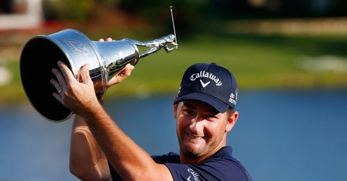 Florida's Matt Every won his first PGA Tour title, at the Arnold Palmer Invitational
