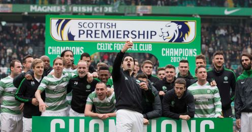 Walker - Celtic ambition clear