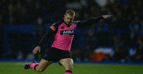 Gareth Davies of Cardiff Blues