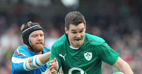 Ireland s out half Jonathan Sexton