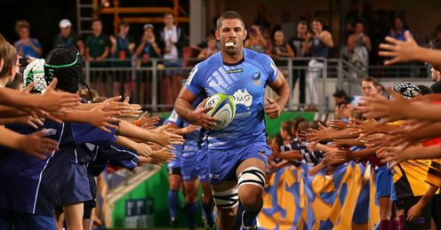 Matt Hodgson Western Force v Brumbies SR 2014