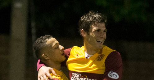 Motherwell lose in extra-time
