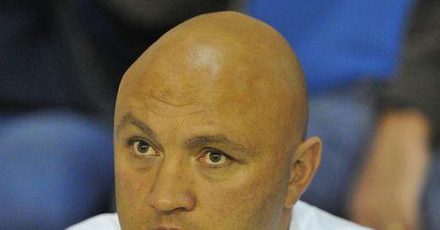 Paul Anderson Huddersfield coach 2013