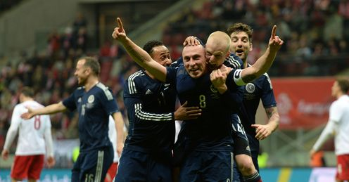 McCann - Scotland can draw