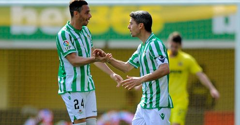 Welcome win for Betis