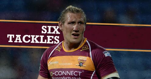 Six Tackles Eorl Crabtree