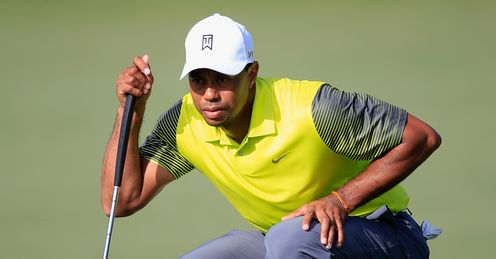 Woods' absence hurting the game