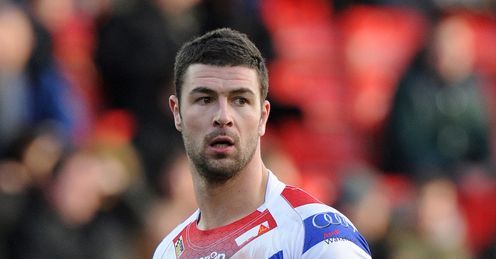 Wakefield Trinity Wildcats Richard Mathers