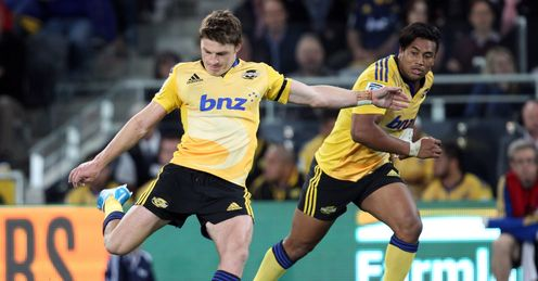 Beauden Barrett Hurricanes