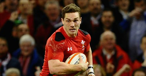 GEORGE NORTH TRY WALES SCOTLAND