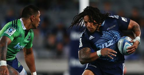 MA'A NONU BLUES SUPER RUGBY