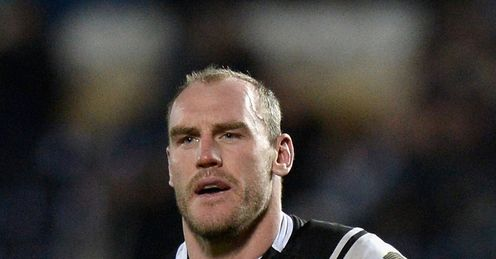 RUGBY LEAGUE GARETH ELLIS