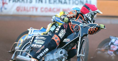 Woffinden: leading Wolves' charge once again