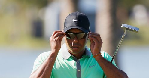 Woods finally tames Blue Monster