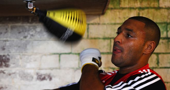 Kell Brook is set for his IBF welterweight title showdown with Shawn Porter.